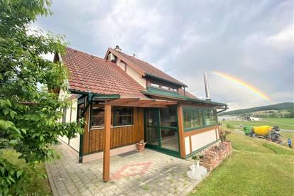 Stilvolles Einfamilienhaus (154 m²) mit Terrasse und großzügiger Gartenfläche