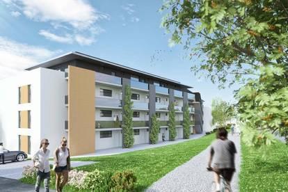 NEUBAUPROJEKT in HARTBERG - Schöne 2-Zimmer-Wohnung im Erdgeschoss - Fertigstellung SOMMER 2022