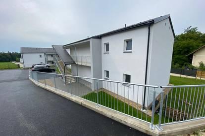 NEUBAU - 4-Zimmer-Wohnung in Grafendorf bei Hartberg - PROVISIONSFREI