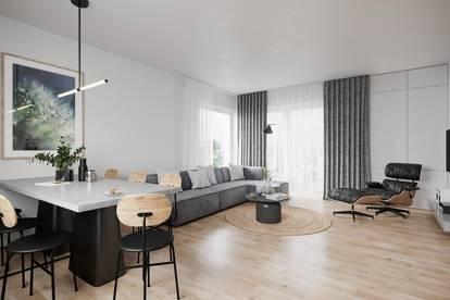 Provisionsfrei! Perfekt eingeteilte 3-Zimmer-Wohnung mit sonnigem Balkon