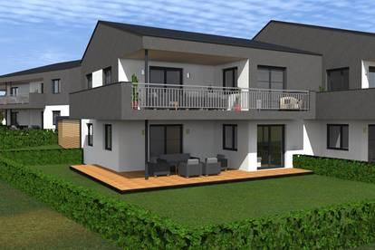 Neubau! Stilvolle Eigentumswohnung mit Terrasse und Garten in Seiersberg Pirka