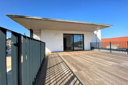 Erstbezug! Modernes Penthouse mit exklusiver Terrasse zentral in Feldbach