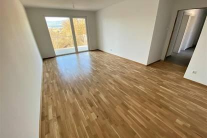 Moderne Neubauwohnung mit Balkon in Grafendorf! Provisionsfrei