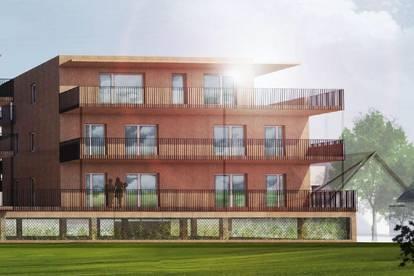 NEUBAU! Provisionsfreie Eigentumswohnung mit großer Terrasse & sonnigem Balkon in Bad Radkersburg