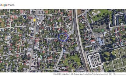 Rund 1000 m² großes Baugrundstück mit Gebäudebestand in Graz Webling