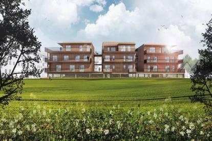 Penthouse! Wunderschöner 4-Zimmer-Neubau mit Dachterrasse in der Thermenregion Bad Radkersburg
