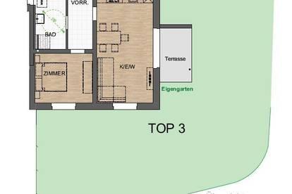 Traumhafte Neubauwohnung mit großzügiger Grünfläche in Grafendorf bei Hartberg