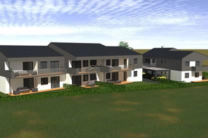 Wunderschöne 3-Zimmer-Neubauwohnung mit Balkon in Seiersberg Pirka