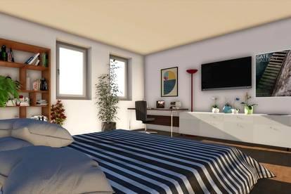 Provisionsfrei! Neu saniert, 4-Zimmer Wohnung im Zentrum von Klagenfurt + Garage (WG tauglich)