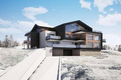 Wohnen direkt an der Skipiste - nur noch 3 Einheiten verfügbar - 86m² 3-Zimmer-Wohnung mit sonniger Terrasse