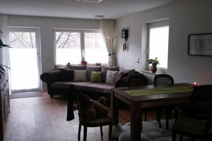 K3! Bischofshofen - zentral und trotzdem ruhig gelegene Wohnung mit Terrasse und Carport
