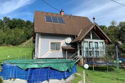 K3! Pölfing-Brunn - Gepflegtes Einfamilienhaus in sonniger Lage