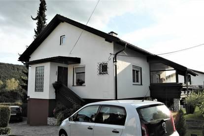 Ein sehr gepflegtes Einfamilienhaus in sonniger Sackgassen-Lage!