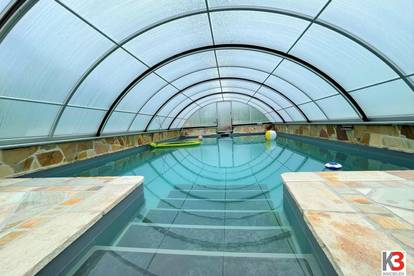 15 min. -> Salzburg | Exklusives Haus mit Pool