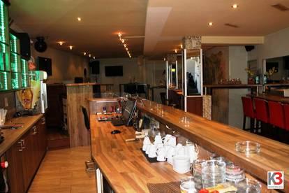 Gut geführte Bar in Wörgl zu verkaufen!