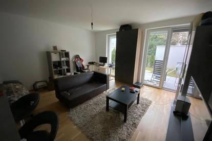 Ideal für Singels: Moderne Neubau Wohnung mit Garten, nähe U2 Aspernstraße