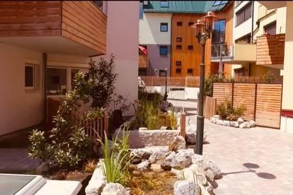 PROVISIONSFREI! 3-Zimmer Neubauwohnung mit TOP-Ausstattung und Balkon, inklusive Garagenplatz!