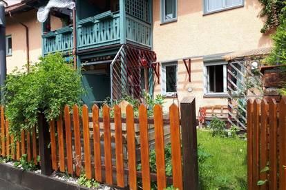 Sonnige 3-Zi-Gartenwohnung in Vollern