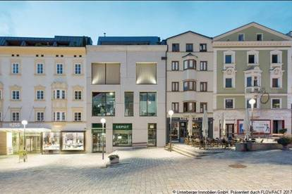 Exklusive 2- Zimmer Wohnung ca. 78 m² im Stadtzentrum von Kufstein