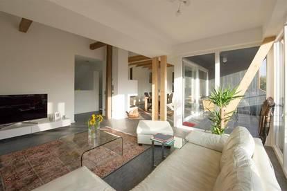 Helle 3-Zimmer Dachgeschoß-Wohnung