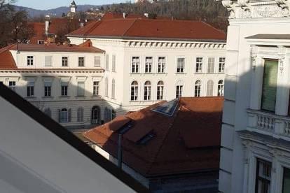 Provisionsfrei! Bezaubernde Dachgeschoss Maisonettewohnung für Singles oder Pärchen