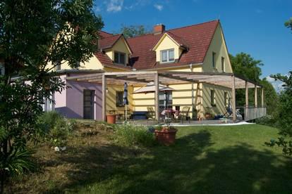 !Privatverkauf!Landhaus auf Südhang, Ruhe& unverbaubare Weitsicht in 7574 Burgauberg