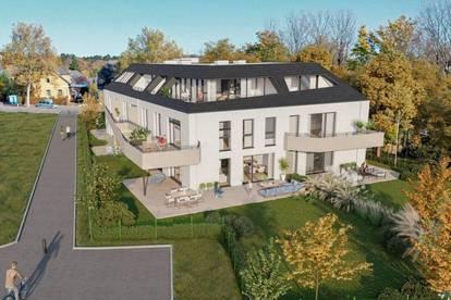 URLAUB ZU HAUSE! Exklusive Gartenwohnung in Gießhübl (Hochleiten 119, TOP 1)