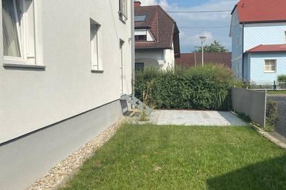 Helle Gartenwohnung in Feldkirchen