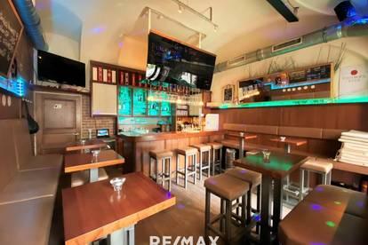 Bar im Zentrum von Wien zu übergeben