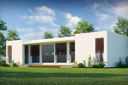 Exklusiver Bungalow 105m²  - monatlich ab € 579,--