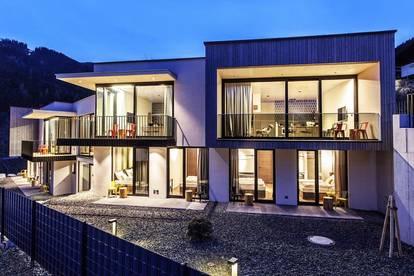 Stylisches Appartementhaus über den Dächern