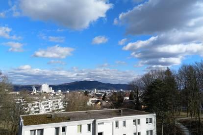 PRIVATVERKAUF! Traumwohnung in Bestlage mit Blick über Linz!