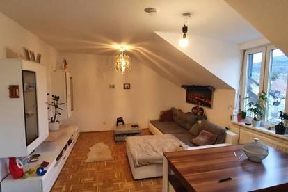 Suche Nachmieter für meine schöne  3 Zimmer Wohnung (3.Stock) in 4560 Kirchdorf an der Krems mit Blick auf die Alpen