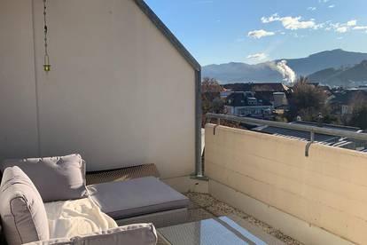 Sonnige Terrassenwohnung