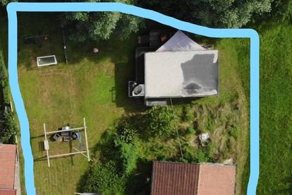 Verkaufe Grundstück mit 1 Haus und 1 Ferienhaus