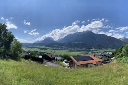 Traumhaftes Grundstück am Pirchanger in Schwaz - Teilung möglich