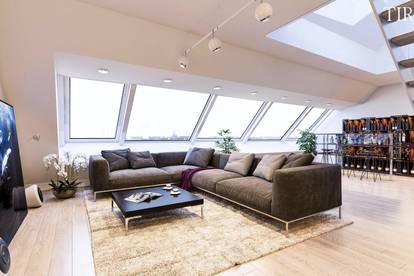 Exklusives Penthouse mit Dachpool und Panoramablick über Wien!