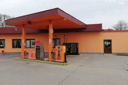 Tankstelle- Imbiss