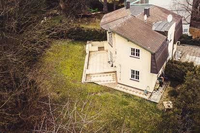 Rarität in Währing - Einfamilienhaus in bester Lage