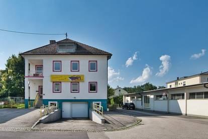 Mehrfamilienhaus in Stadtnähe - bereit für Ihre Ideen