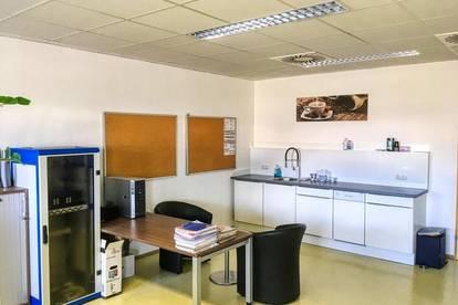 Moderne und helle Büroräumlichkeiten warten auf Sie!