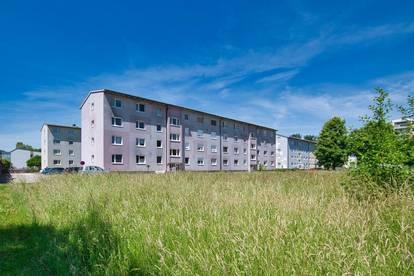 """4-Zimmer Familienwohnung mit Garage und """"Stadtstrand"""""""