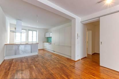 Großzügige 2-Zimmer - Mietwohnung mit Ruheoase/Terrasse - Exklusives Wohnen im Zentrum von Vöcklabruck
