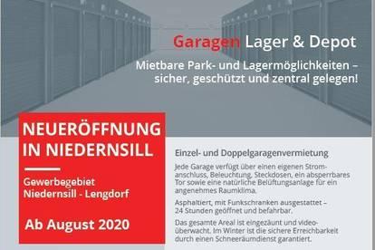 magazin365 - Garagenpark Niedernsill!