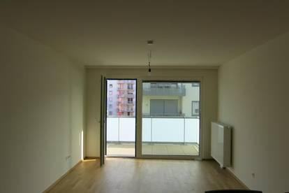 Sonnwendviertel/ Helmut Zilk Park / Nähe Hauptbahnhof / Helle 75 m² Wohnung mit Balkon / Erstbezug