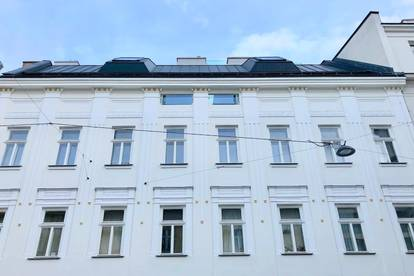 Helle Altbauwohnung mit traumhaftem Grünblick in Döblinger Toplage  – provisionsfrei und frisch renoviert