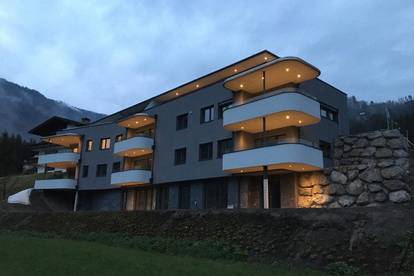 Luxus 3-Zimmer Wohnung mit Balkon, NEU – sofort bezugsfertig