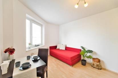 Provisionsfrei & Ruhelage: 1-Zimmer-Wohnung mit Ausblick!