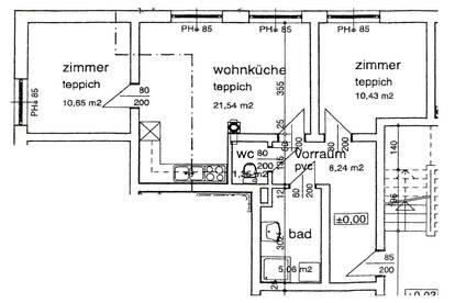 Ruhig gelegene Wohnung mit Balkon in Leitring - Nachmieter gesucht