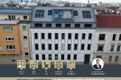 6 sanierte Altbauwohnungen I 3 DG Maisonette-Wohnungen | Erstbezug | Neubau & sanierter Altbau